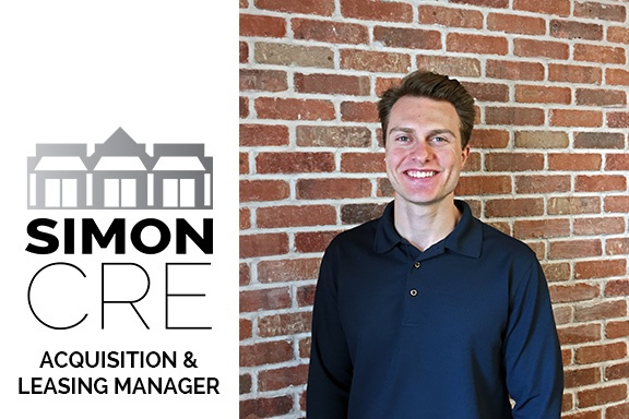 SimonCRE Announces Austin Gottsacker as Acquisition and Leasing Manager