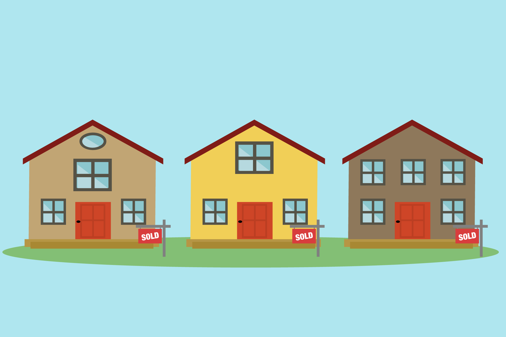 Are Home Buying Habits Finally Shifting?