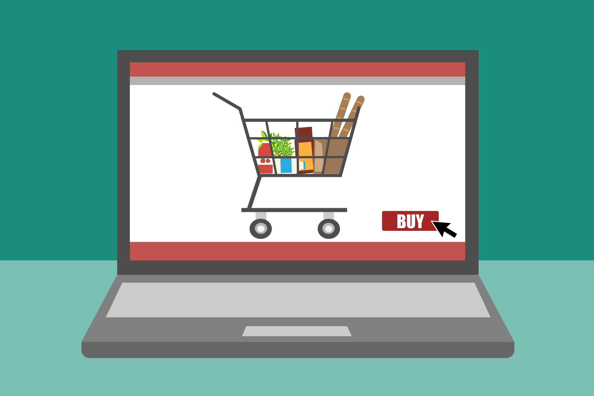 Are Grocers No Longer Immune to E-commerce?