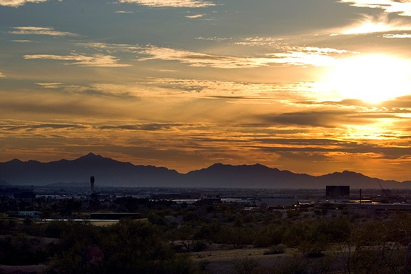 Phoenix Rising: The Rebirth of a Thriving City