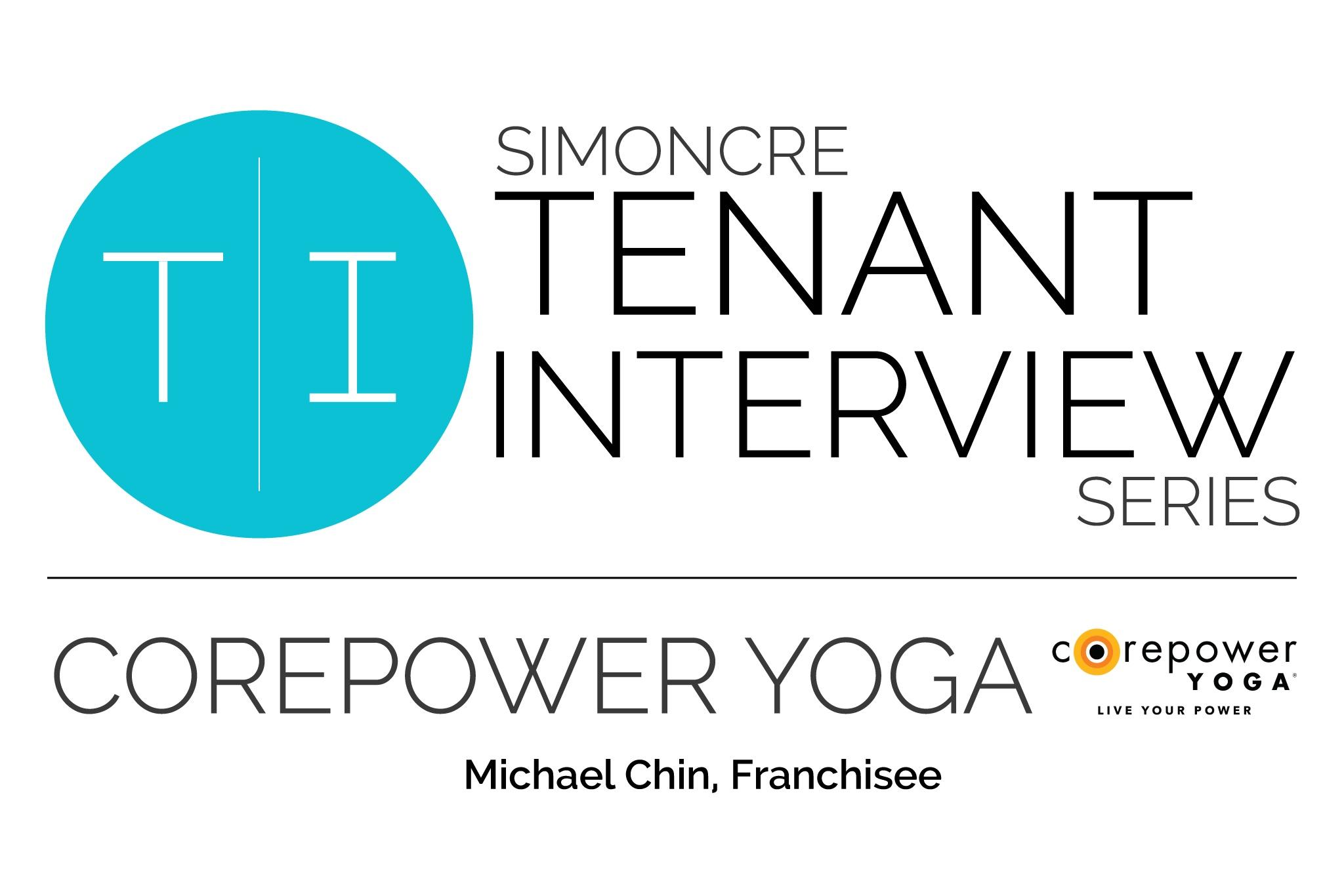 SimonCRE TI Series: CorePower Yoga