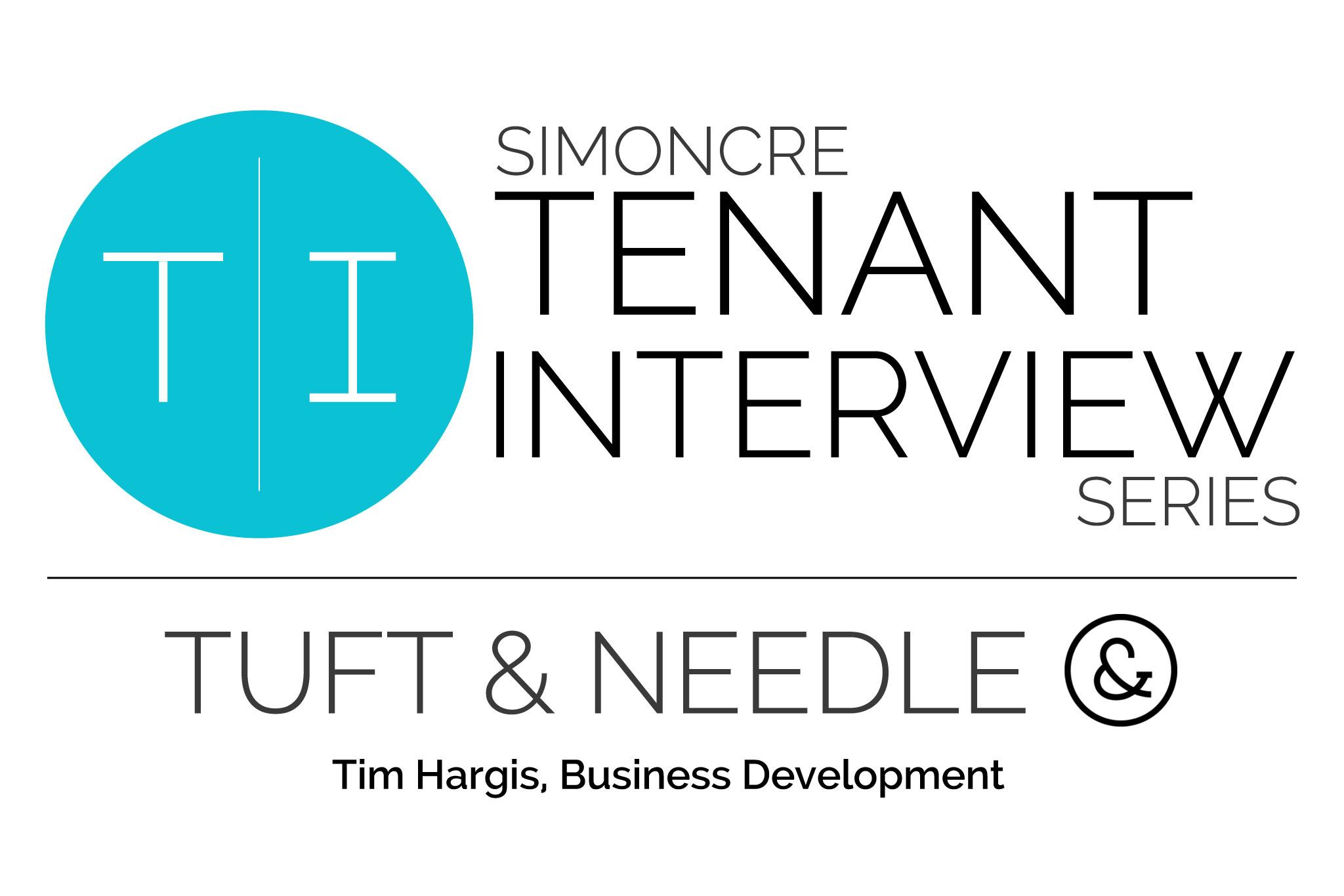 SimonCRE TI Series: Tuft & Needle