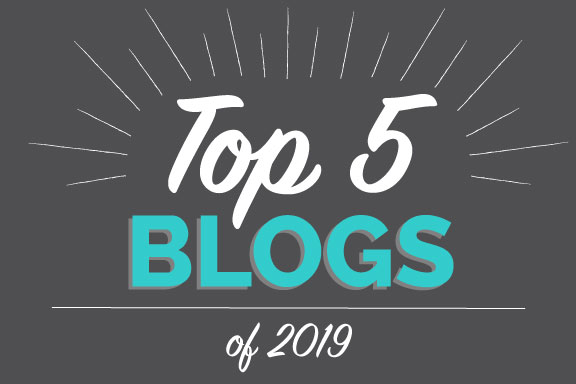 Our Top Blog Posts of 2019